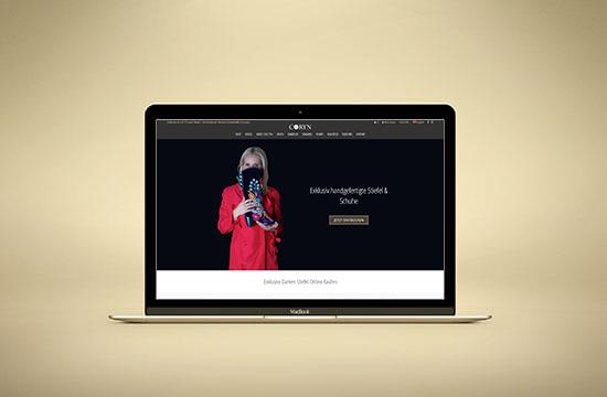 Responsiver Online Shop